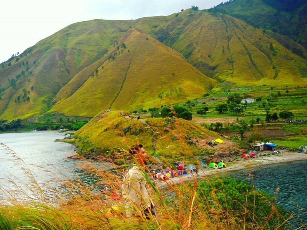 Paropo Danau Toba Dairi Sumatera Utara - sidikalang_dairi