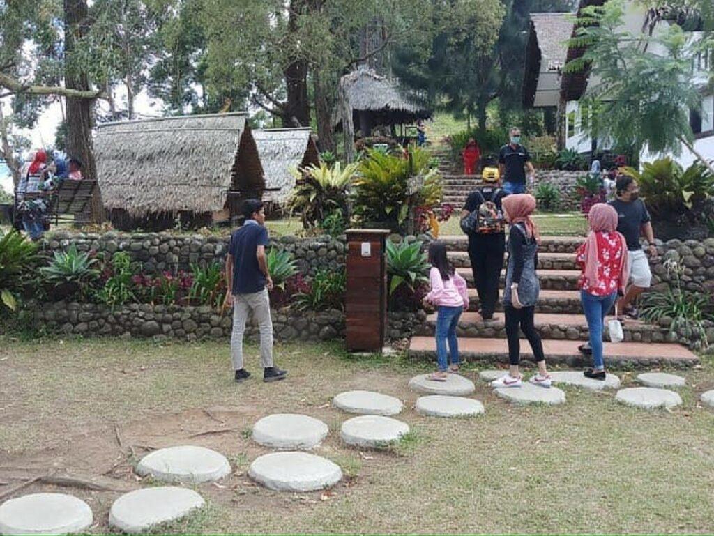 Penginapan asri Sapo Juma Karo Sumatera Utara - sapojuma