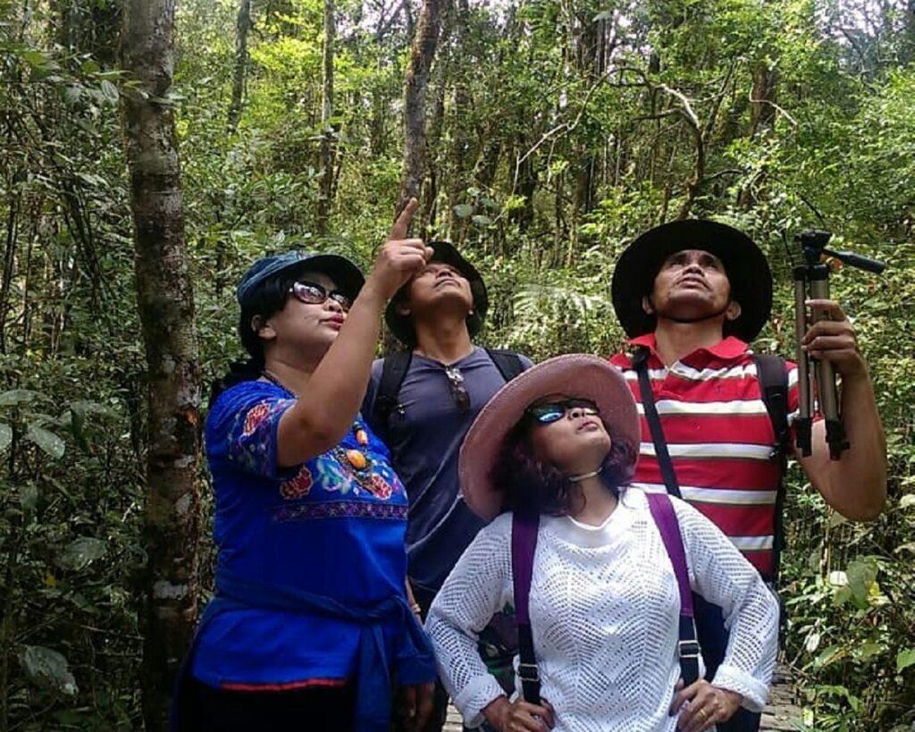 Taman Wisata Alam Sicike-cike Danau Toba Dairi Sumatera Utara - twa_danausicikecike