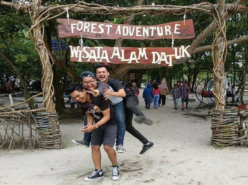 Wisata Alam Datuk Batubara Sumatera Utara - usassiagian