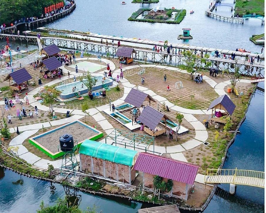 Area Playground bagi si kecil