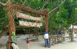 area wisata alam datuk tepi pantai