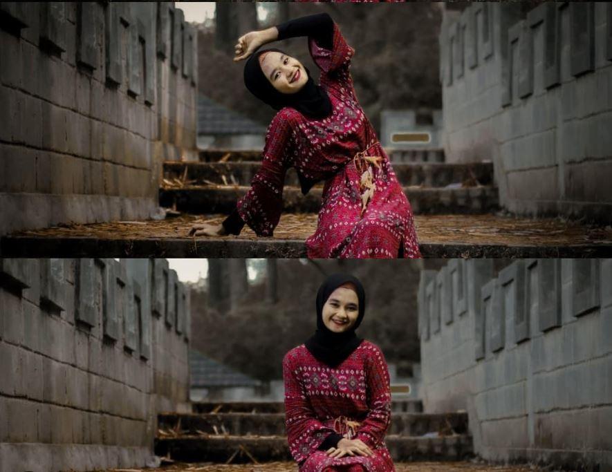 Photo shoot di area Janjang Sajuta