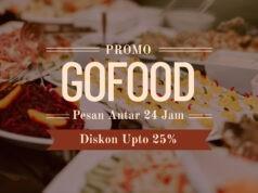 Promo Gofood