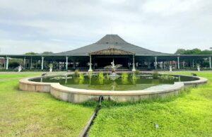Area Air Mancur Pura Mangkunegaran