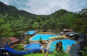 Area wisata Lau Kulap Langkat Sumatera Utara - kr.laukulap21