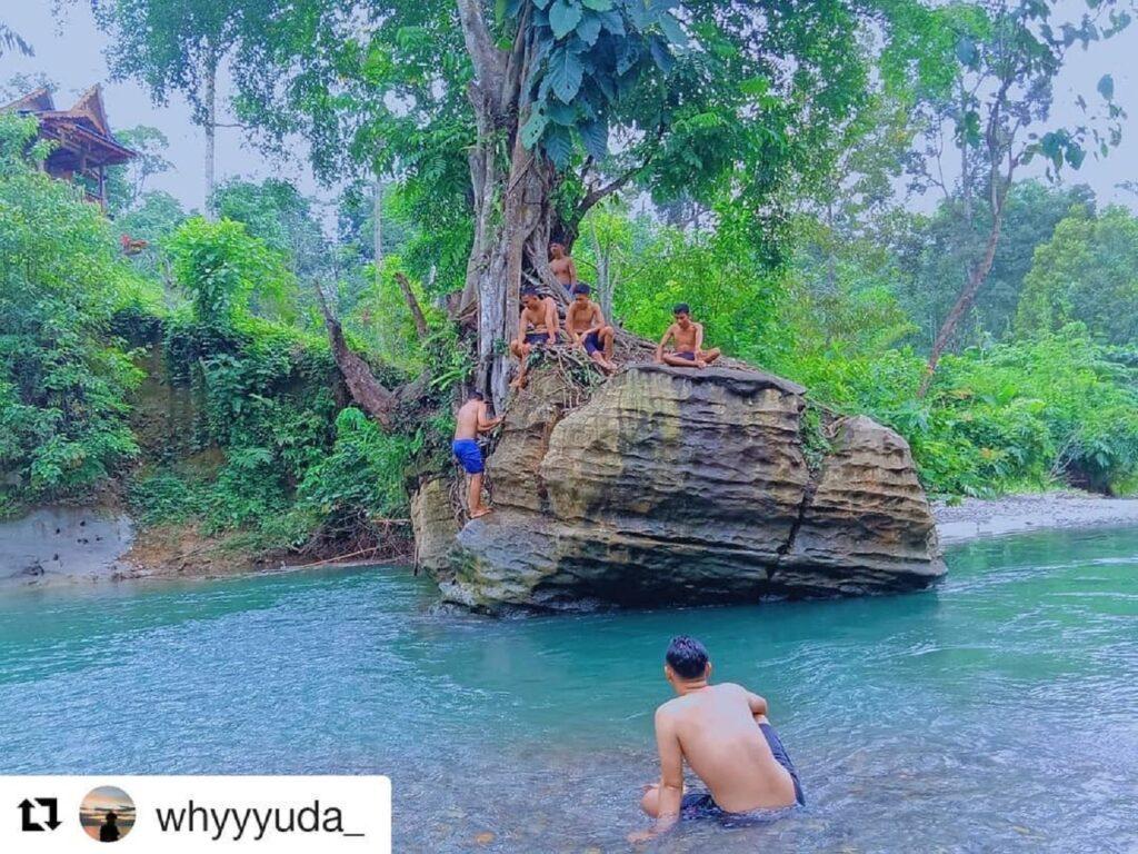 Landak River Langkat Sumatera Utara - whyyyuda_