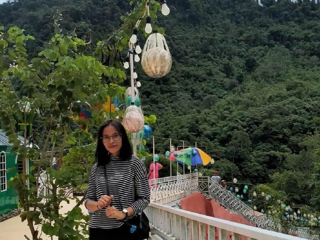 Menikmati keindahan panorama asri kawasan Lau Kulap Langkat Sumatera Utara - irinnatalia12