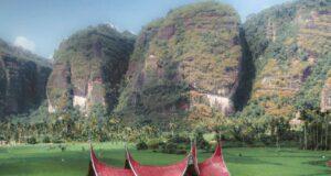 Panorama Lembah Harau