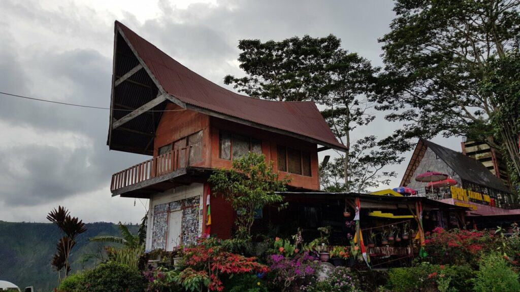 Rest Area dekat Menara Pandang Tele
