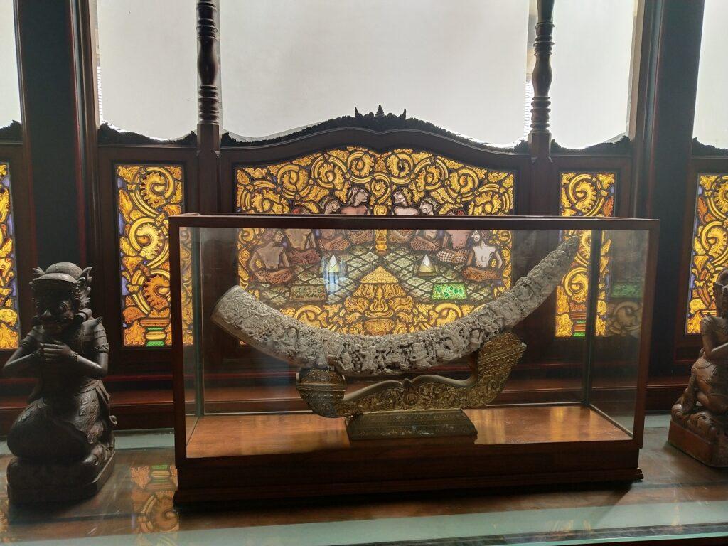 Salah Satu Koleksi di Museum Pura Mangkunegaran