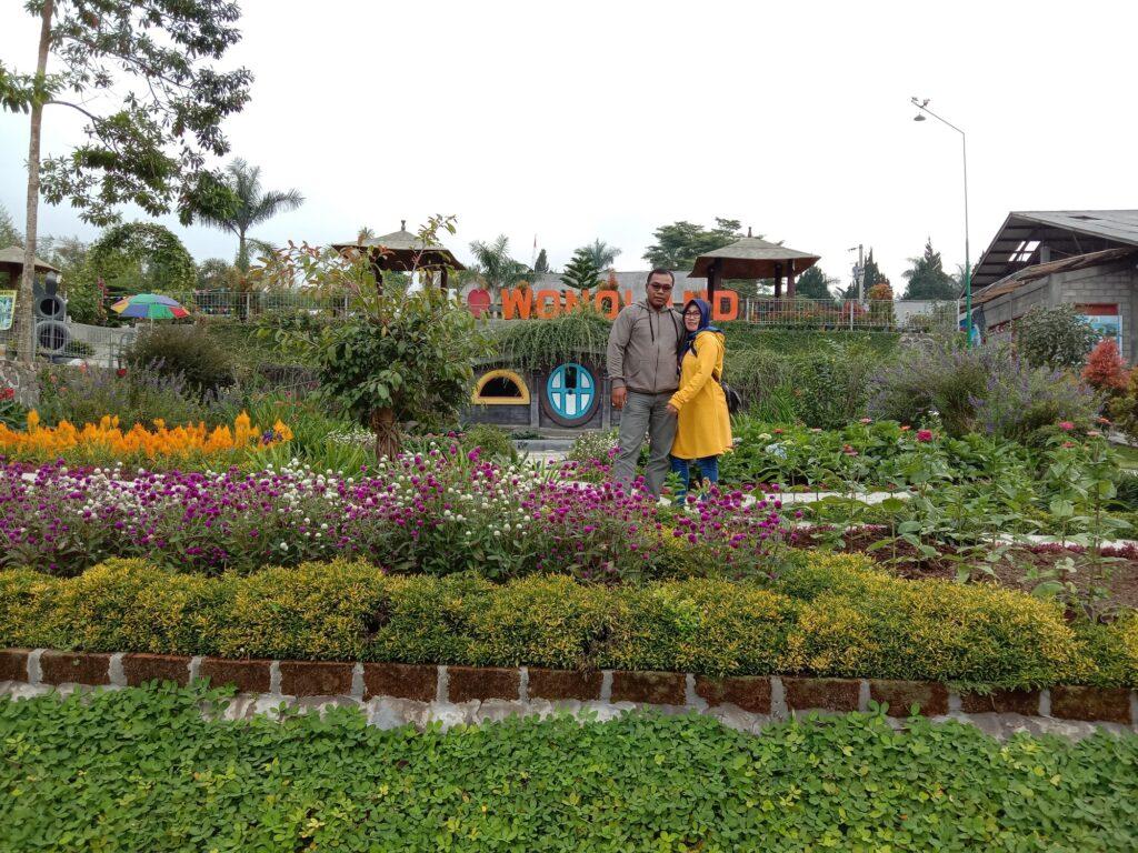 Taman Bunga Indah Wonoland