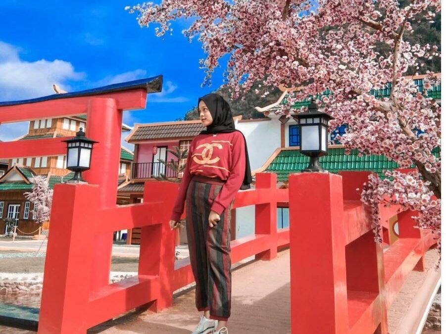 Kampung Jepang Harau Deram Park