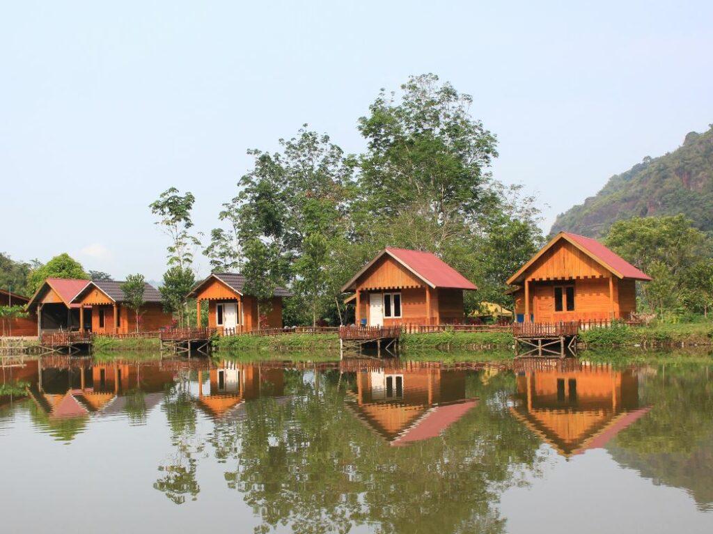 Home stay di Sarasah Bunta, Lembah Harau