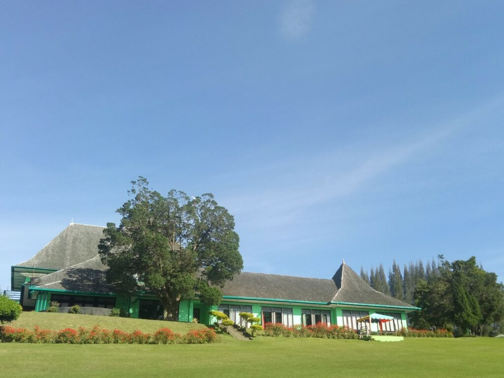 Hotel Bukit Kubu Berastagi Karo Sumatera Utara