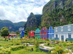 kampung eropa harau dream park