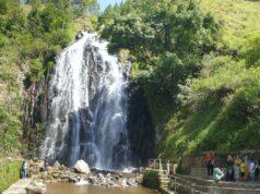 kawasan wisata air terjun efrata