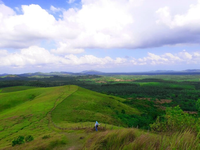Obyek wisata Bukit Teletubbies yang Menawan