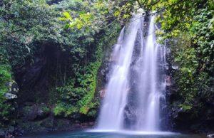 Jernihnya Air langsung Turun ke Kolam yang Indah