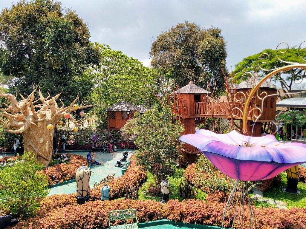 Lembang Wonderland Bandung Barat