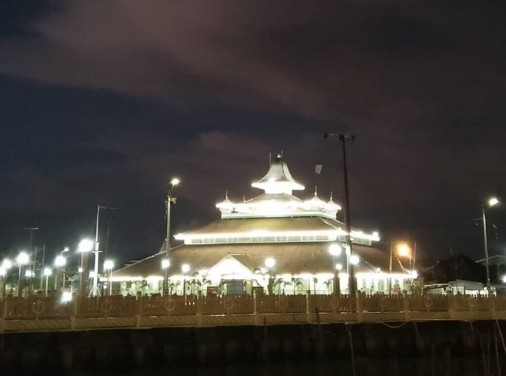 Masjid Jami Sultan Abdurrahman