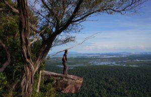 Menikmati keindahan Taman Nasional Danau Sentarum Kapuas Hulu Kamlimantan Barat - joy saputra