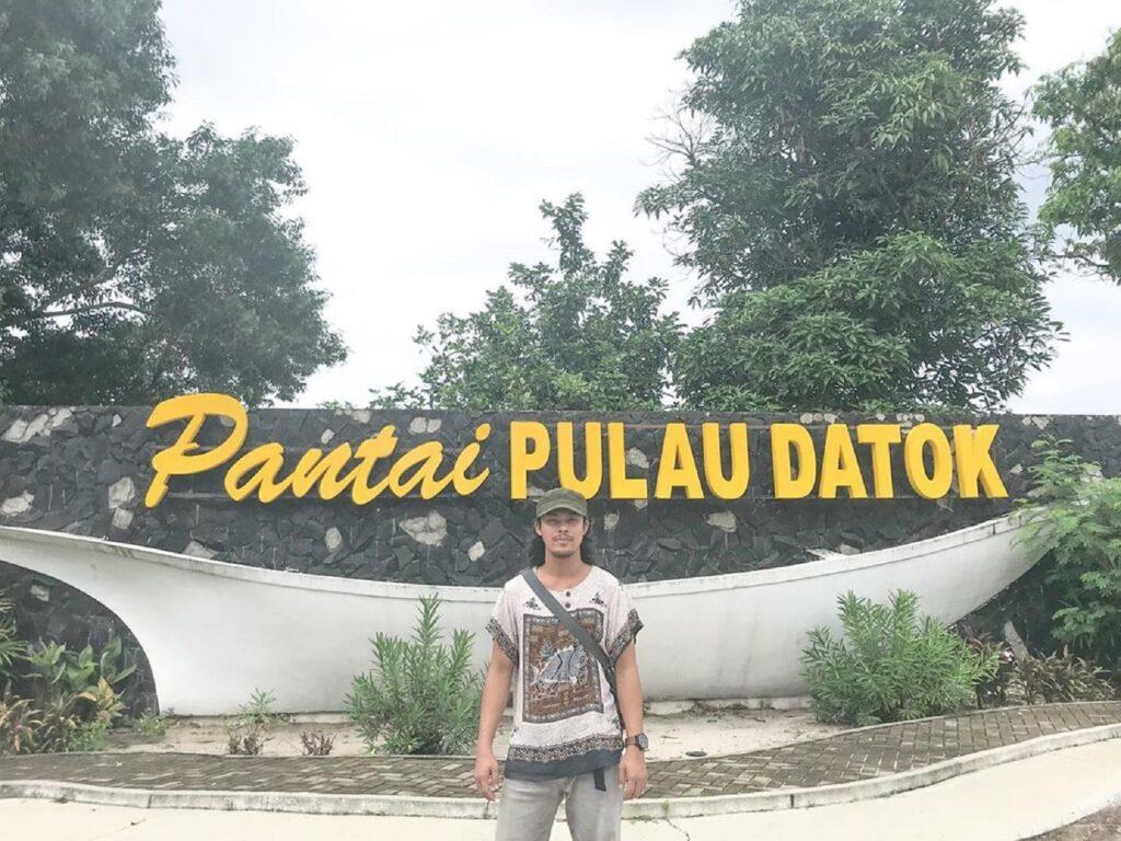 Pantai Pulau Datok Kayong Utara Kalimantan Barat