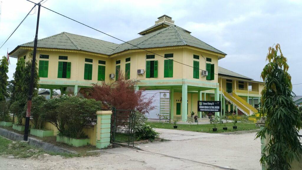 Replika Istana Serdang Bedagai