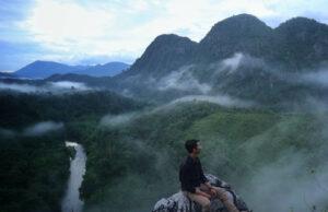 kawasan obyek wisata alam loksado