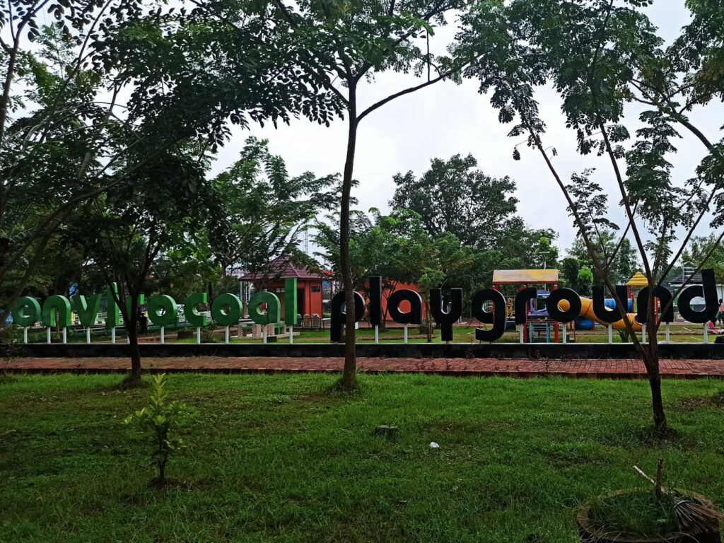 envoricoal tempat favorit anak-anak untuk bermain