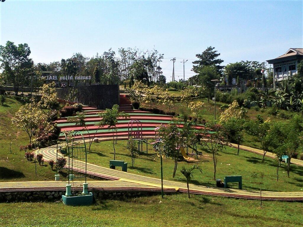 Area Taman Hijau Balangan Kalimantan Selatan - nisyaasa 12