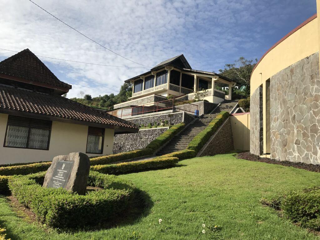 Bangunan Museum Kailasa