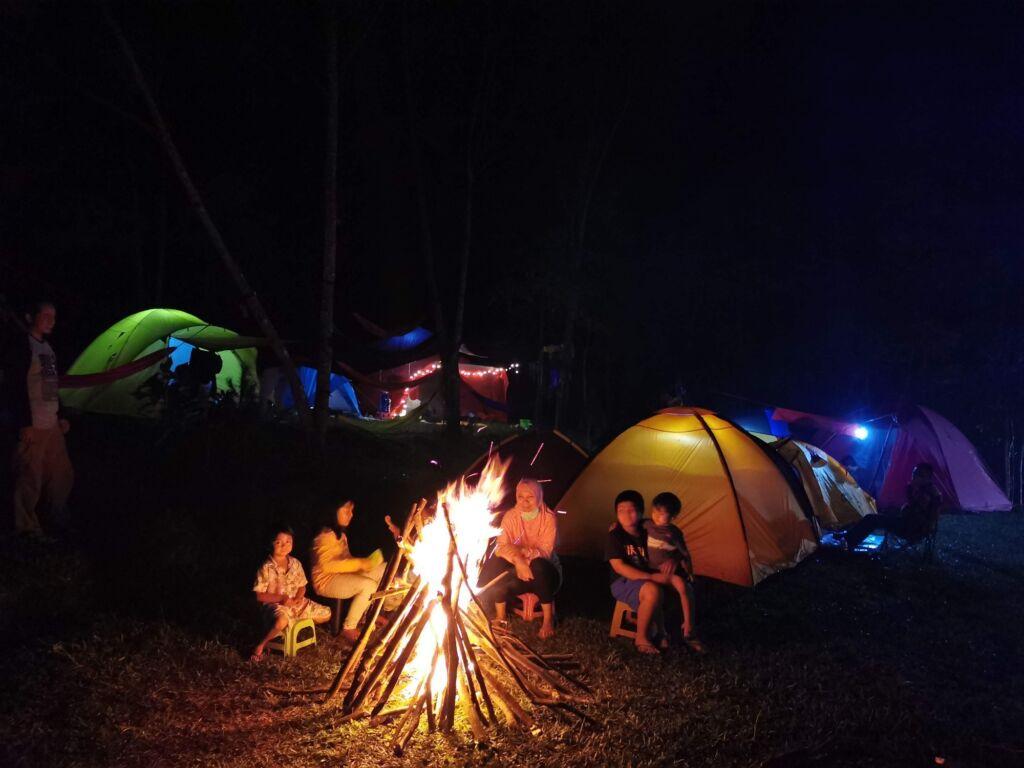 Camp Area Curug Sadim