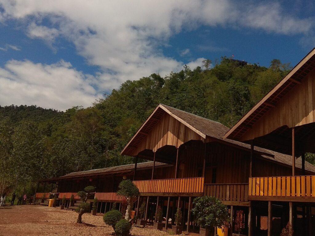 Penginapan di Kiram Park Banjar Kalimantan Selatan - Ayu Ana Inayah Inayah