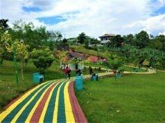 Taman Hijau Balangan Kalimantan Selatan - GOLD D ROGER