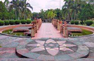 area taman pangkalan bun park