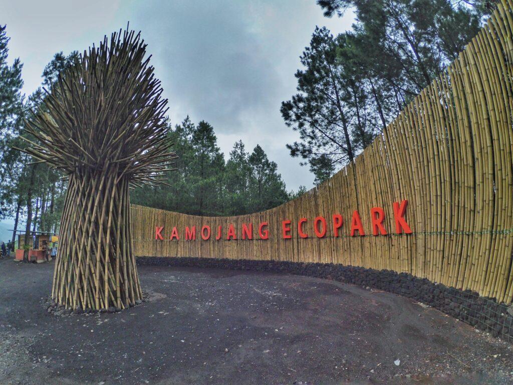 Landmark Kamojang Ecopark