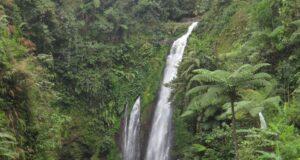 Curug Gomblang di Kabupaten Banyumas