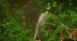 eksotisme air terjun di lembah Kabupaten Banyumas