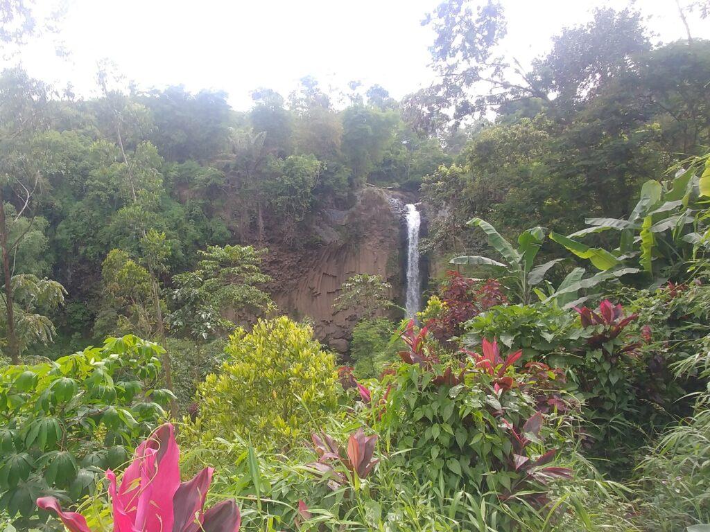 Curug Putri di Kecamatan Sirampog, Kabupaten Brebes