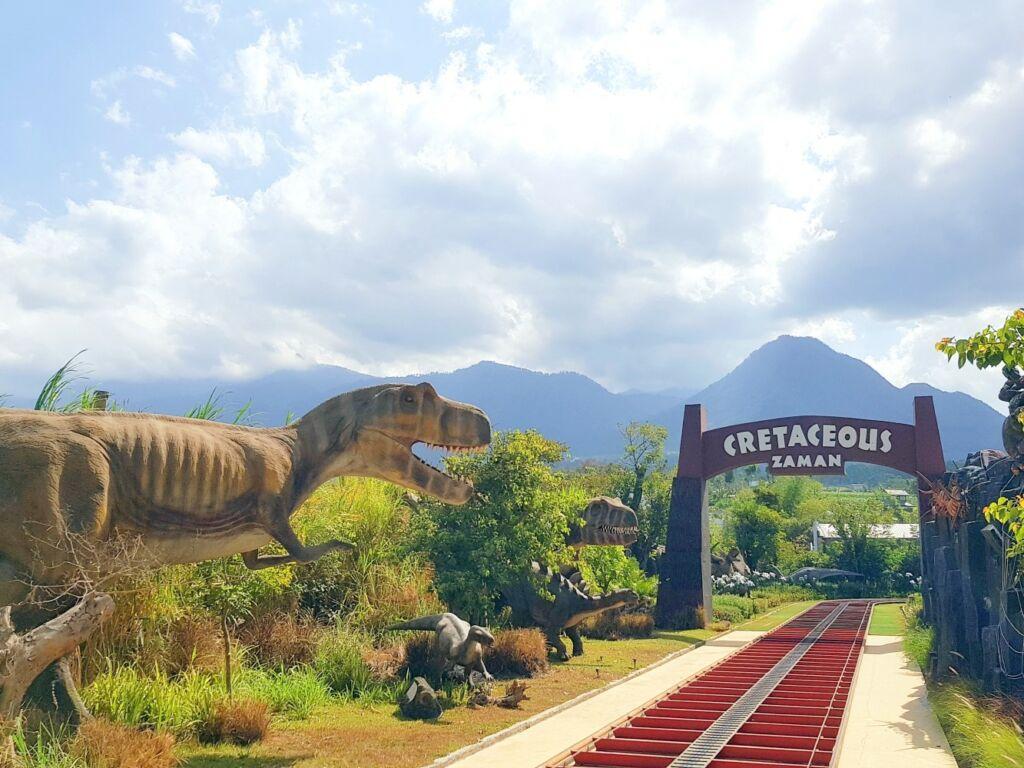 Zona Dinosaurus Jatim Park 3