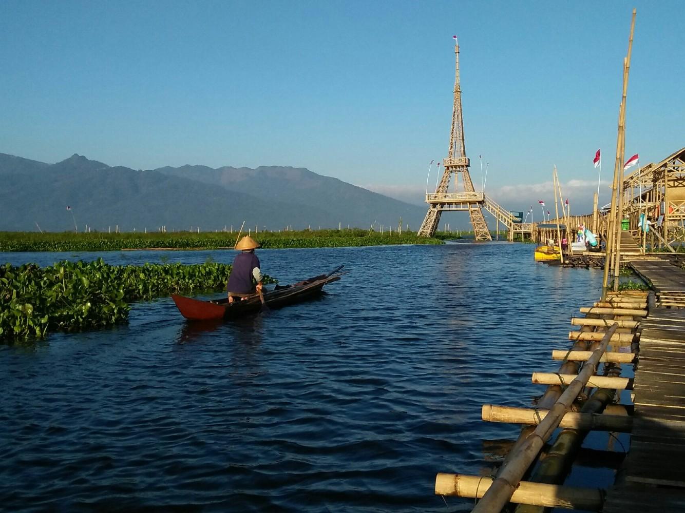 Rawa Pening Semarang Tiket 4 Zona Wisata April 2021 Travelspromo