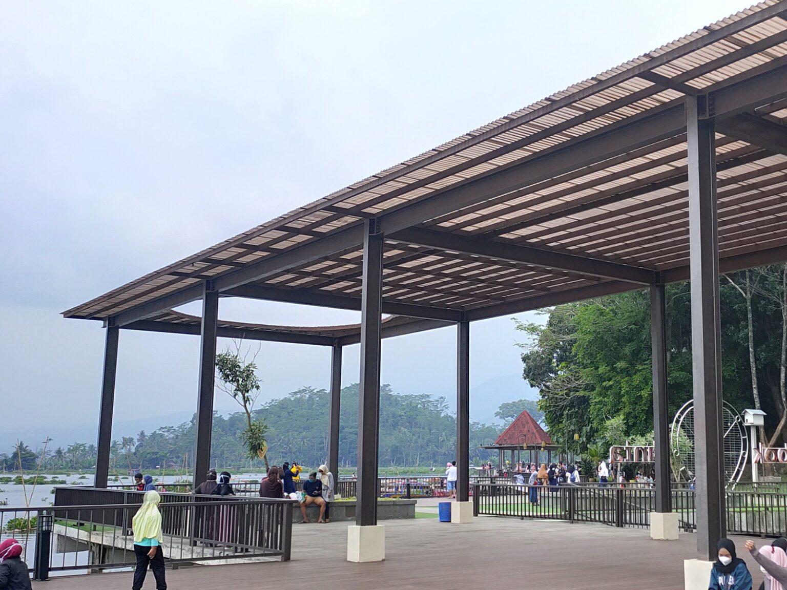 RAWA PENING Semarang: Tiket & 4 Zona Wisata Maret 2021 - TravelsPromo