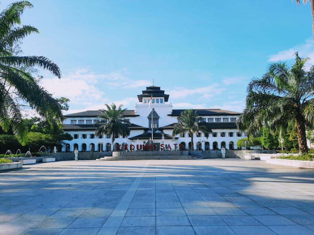 Ikon Kota Bandung yang sudah populer
