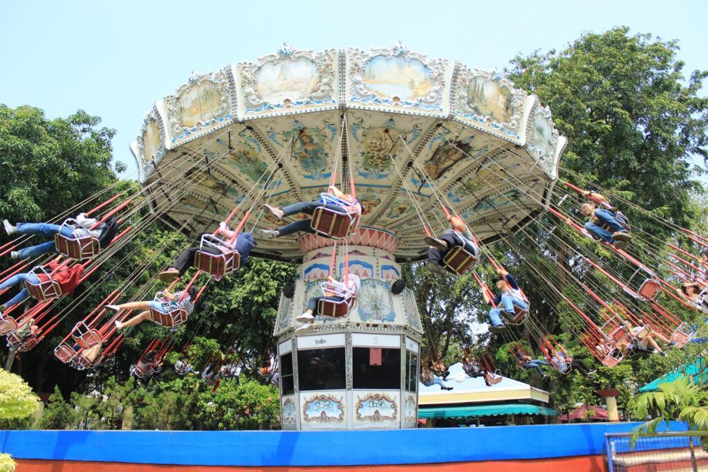 Dufan tempat wisata di jakarta yang menyajikan berbagai permainan seru