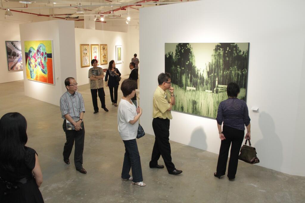 Art1 Museum tempat wisata di jakarta yang menawarkan koleksi seni kontemporer