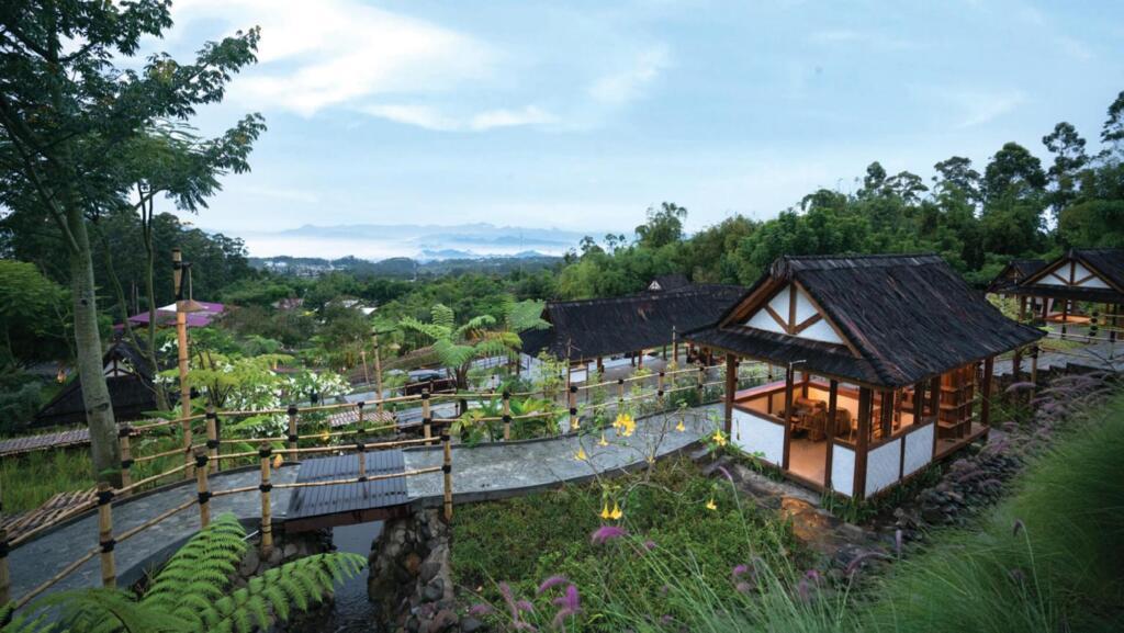 Syahdu di Dusun Bambu