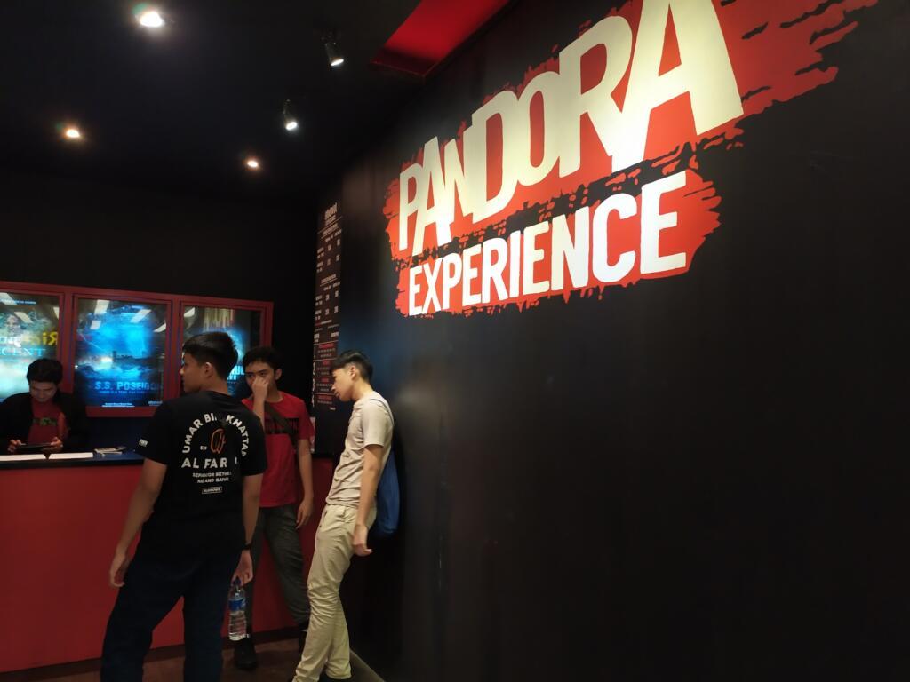 Pandora Experience tempat wisata di Jakarta menawarkan petualangan detektif