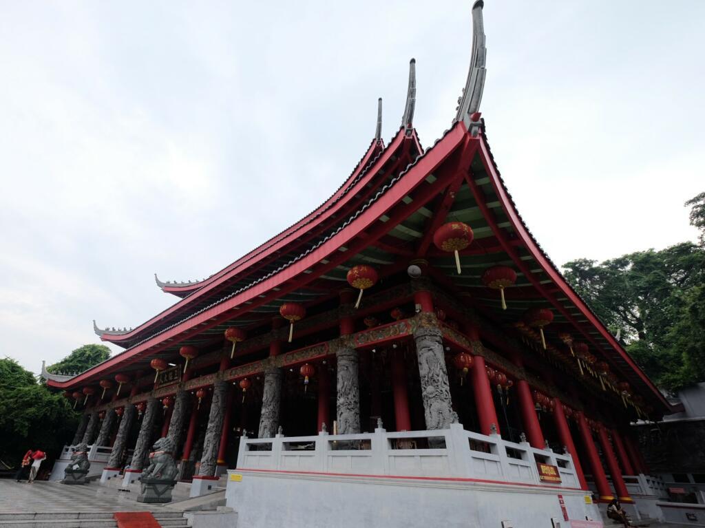 Klenteng Sam Poo Kong tempat wisata di Semarang bertema kebudayaan