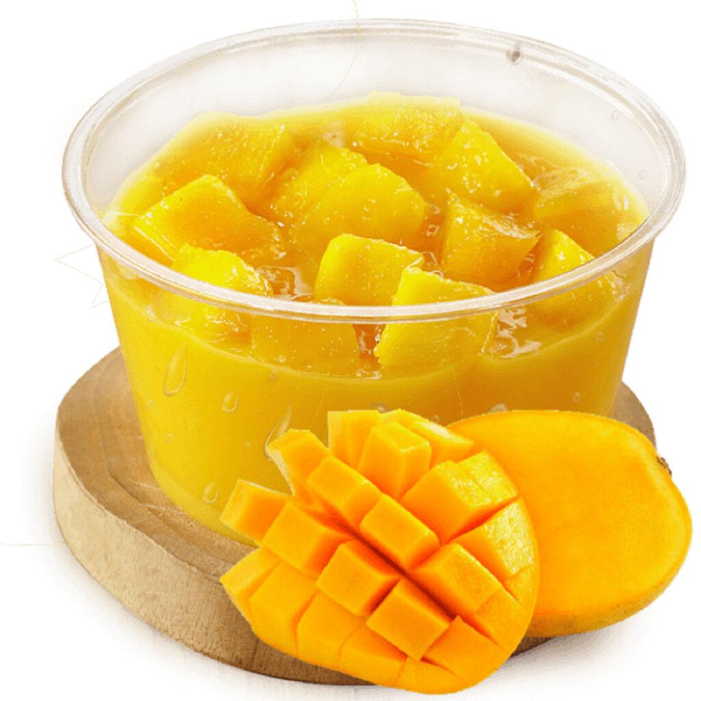 Menu minuman Creamy Mango Pudding